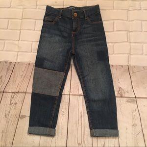 Old Navy Toddler Girls Boyfriend Jeans Size 2T